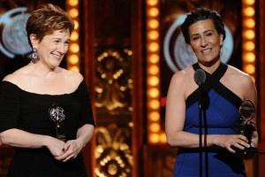 Ground-Breaking Tony Awards Honors Women